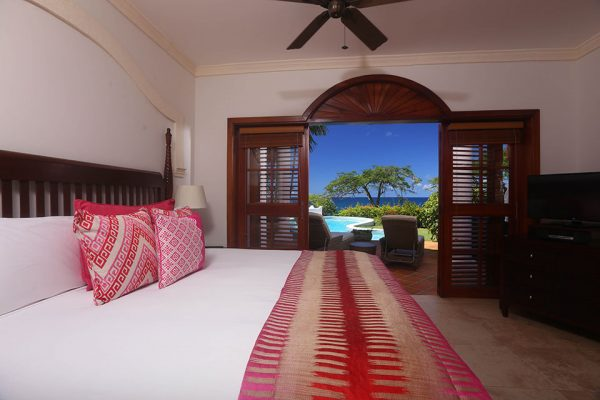 Ocean View Suite with Pool