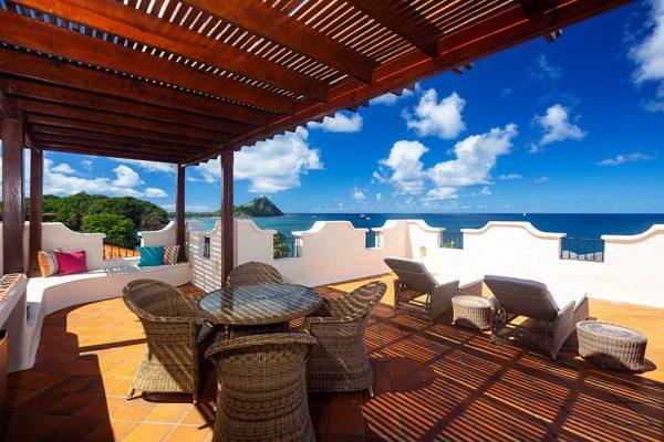 Ocean View Suite with Pool & Terrace