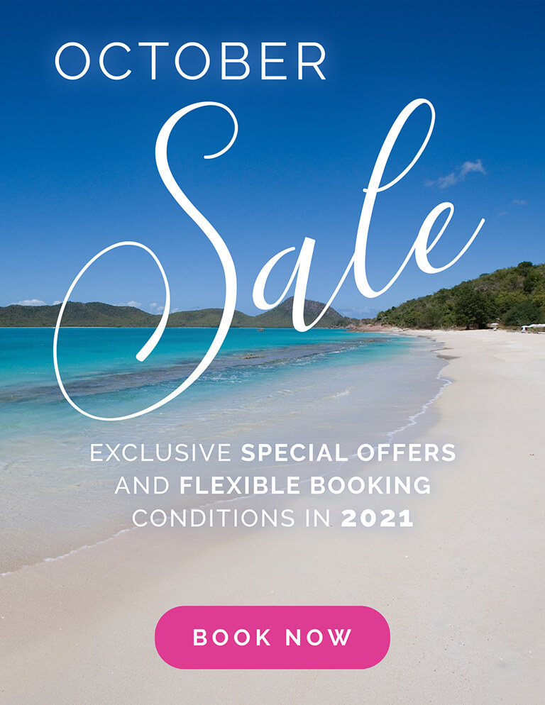 Simply St Lucia Luxury Holidays - October Sale